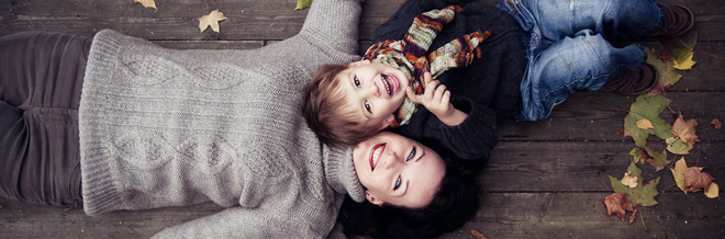 40 Heart-warming Mother and Child Photography