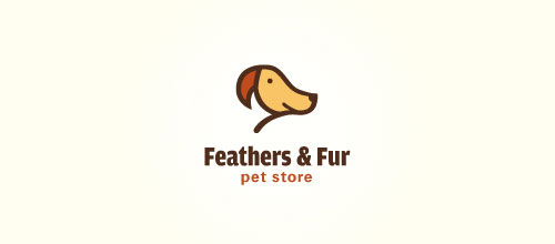 Feathers & Fur logo