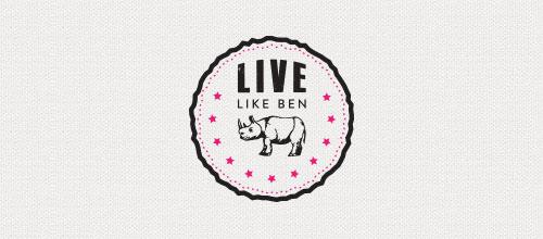 Live Like Ben logo
