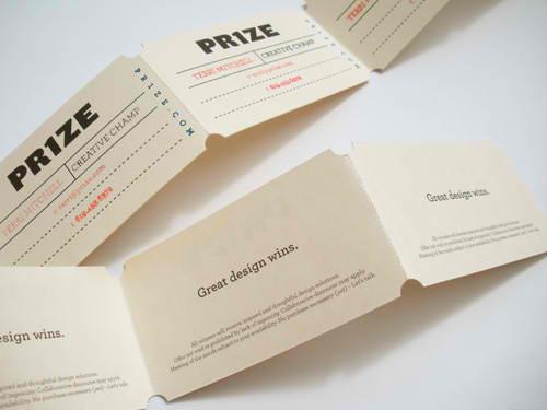 Business Card for: PR1ZE