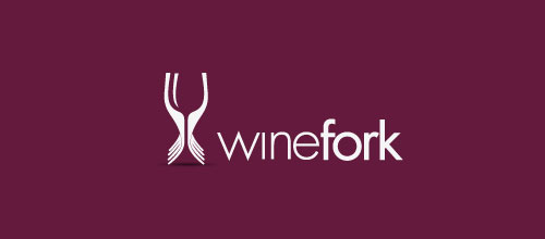 winefork logo