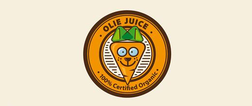 Animal mascot carrot logo design collection