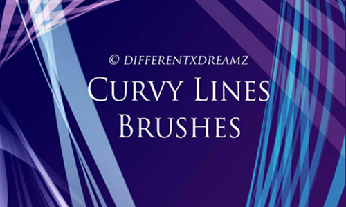 Curvy Lines brushes