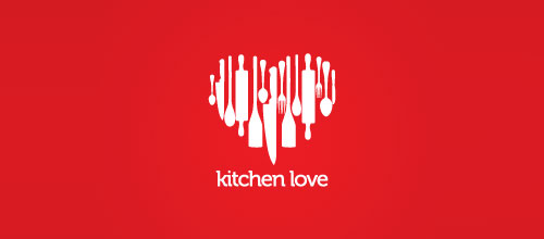 kitchen love logo