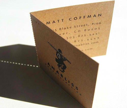 Business Card for: Matt Coffman