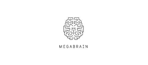 M - MEGABRAIN logo