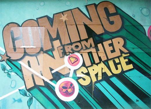 cool typography graffiti artworks