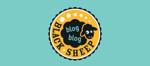 Blog Blog Black Sheep logo