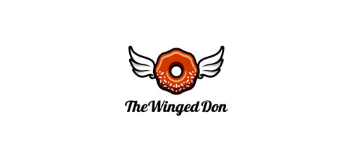 TheWingedDon logo