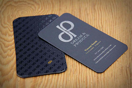 Dream & Produce Business Card