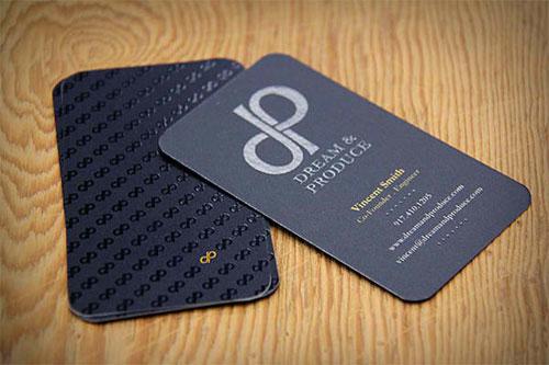 Dream & Produce Business Card