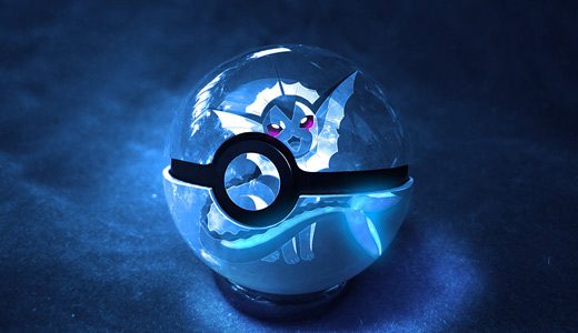 Blue vaporeon pokeball designs wallpapers free download