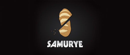 Samurai bread logo designs collection