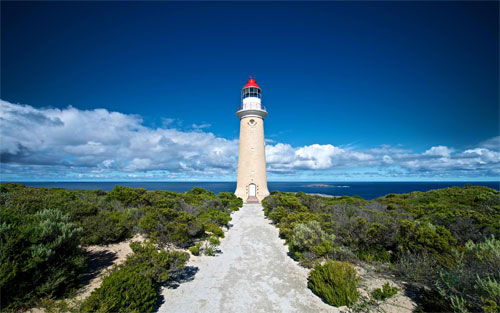 Kangaroo Island Lighthouse wallpaper