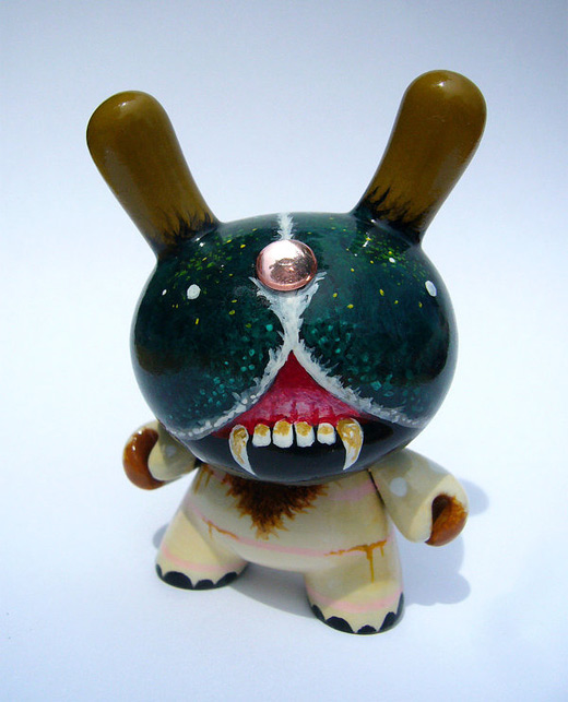 Insect dunny vinyl toys design
