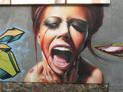 jeri lee graffiti artworks