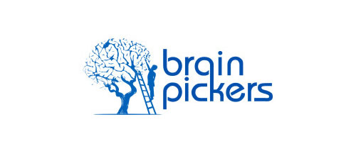 Brain Pickers logo