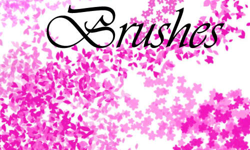 Sakura Brushes