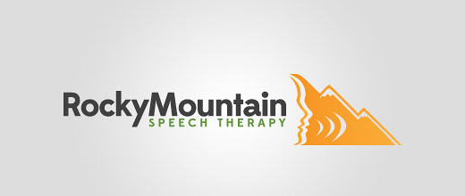 Cool therapy mountain logo design collection