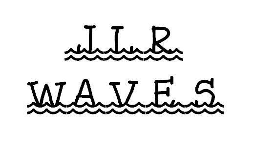 Waves stitch fonts free download
