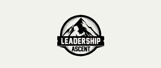 Camping mountain logo design collection