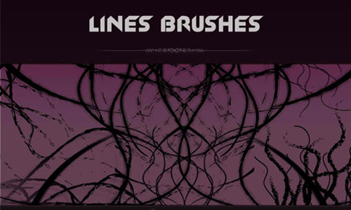 RG Lines Brushes