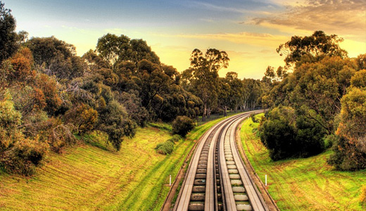 Stairs railroad free download wallpapers
