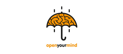 Open your mind logo