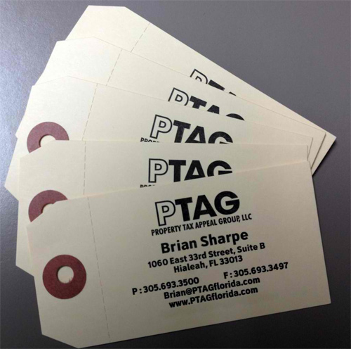 pta business cards