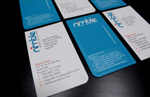 Nimble Graphics Cards