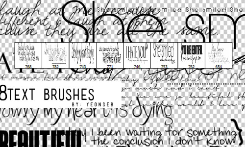 8text//brushes
