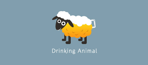 Drinking Animal logo