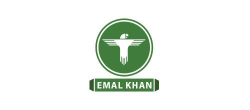 Emal Khan logo