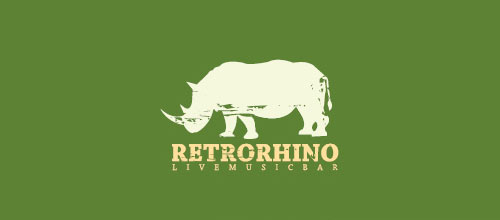 retrorhino logo