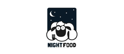 Night Food logo
