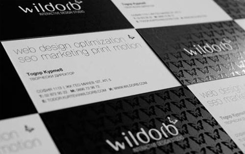 Wildorb Card Design