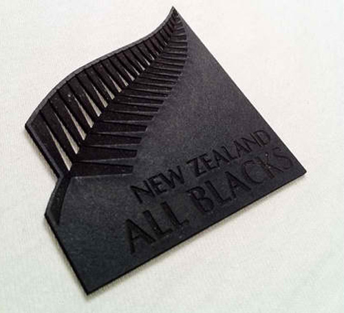 New Zealand All Blacks Business Card