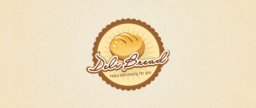 Professional bread logo designs collection