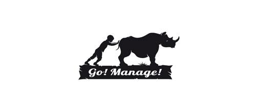 Go! Manage! logo