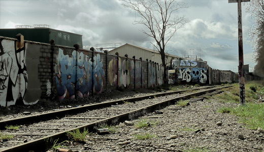 Ghetto grafitti railroad free download wallpapers