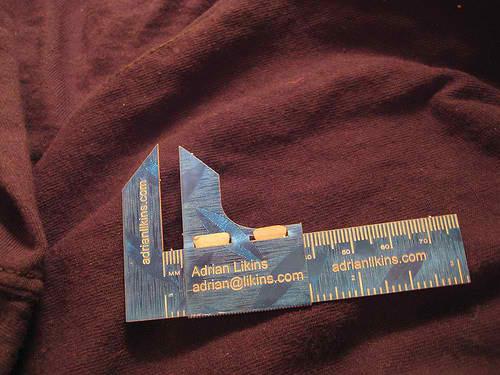Caliper Card