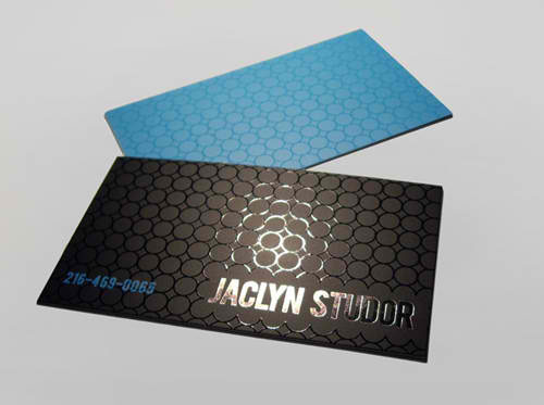 Jaclyn Studor Business Card