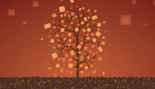 Autumn orange trees free download wallpapers high resolution hi res