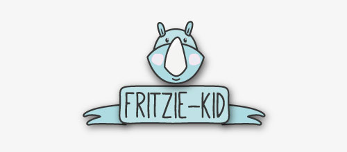 Fritzie-kid logo