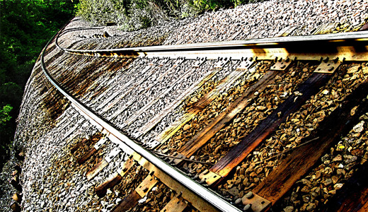 Wooden railroad free download wallpapers