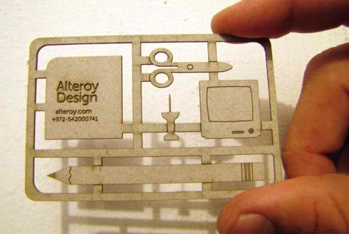 Business Card for: Alteroy
