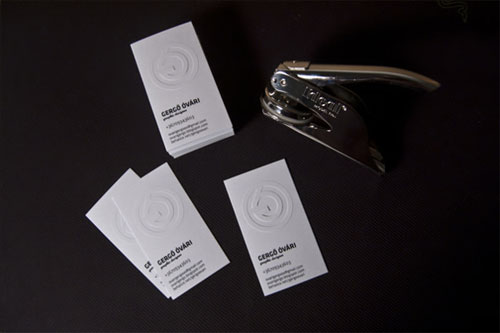 Gergo Ovari business card