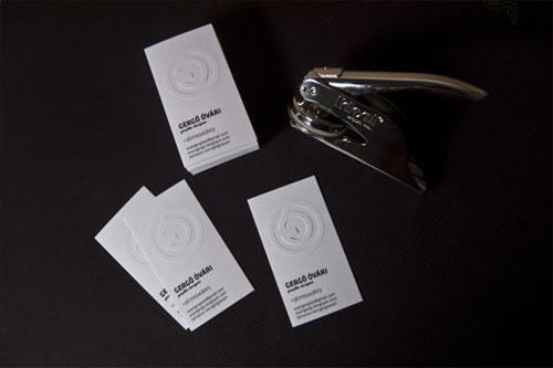 Gergo Ovari business card