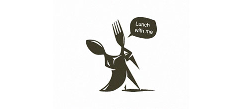 lunch with me logo