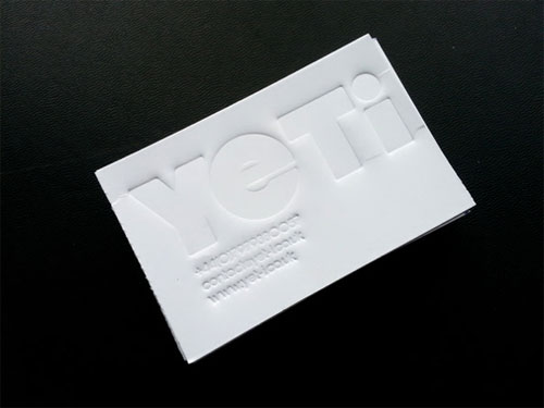 Yet-i business card